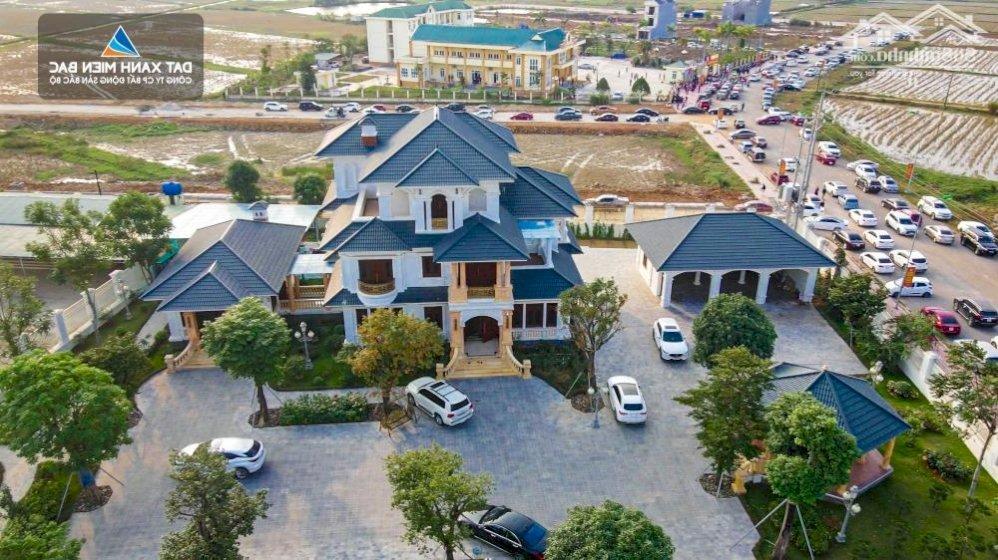 khu dân cư xã Đông Tân