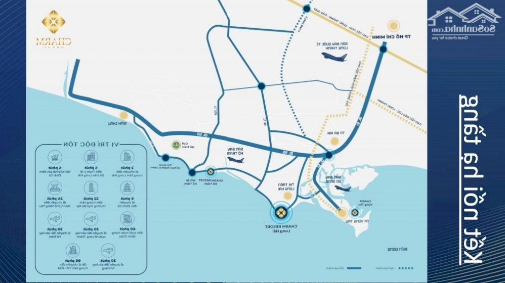 Charm Long Hải Resort & Spa
