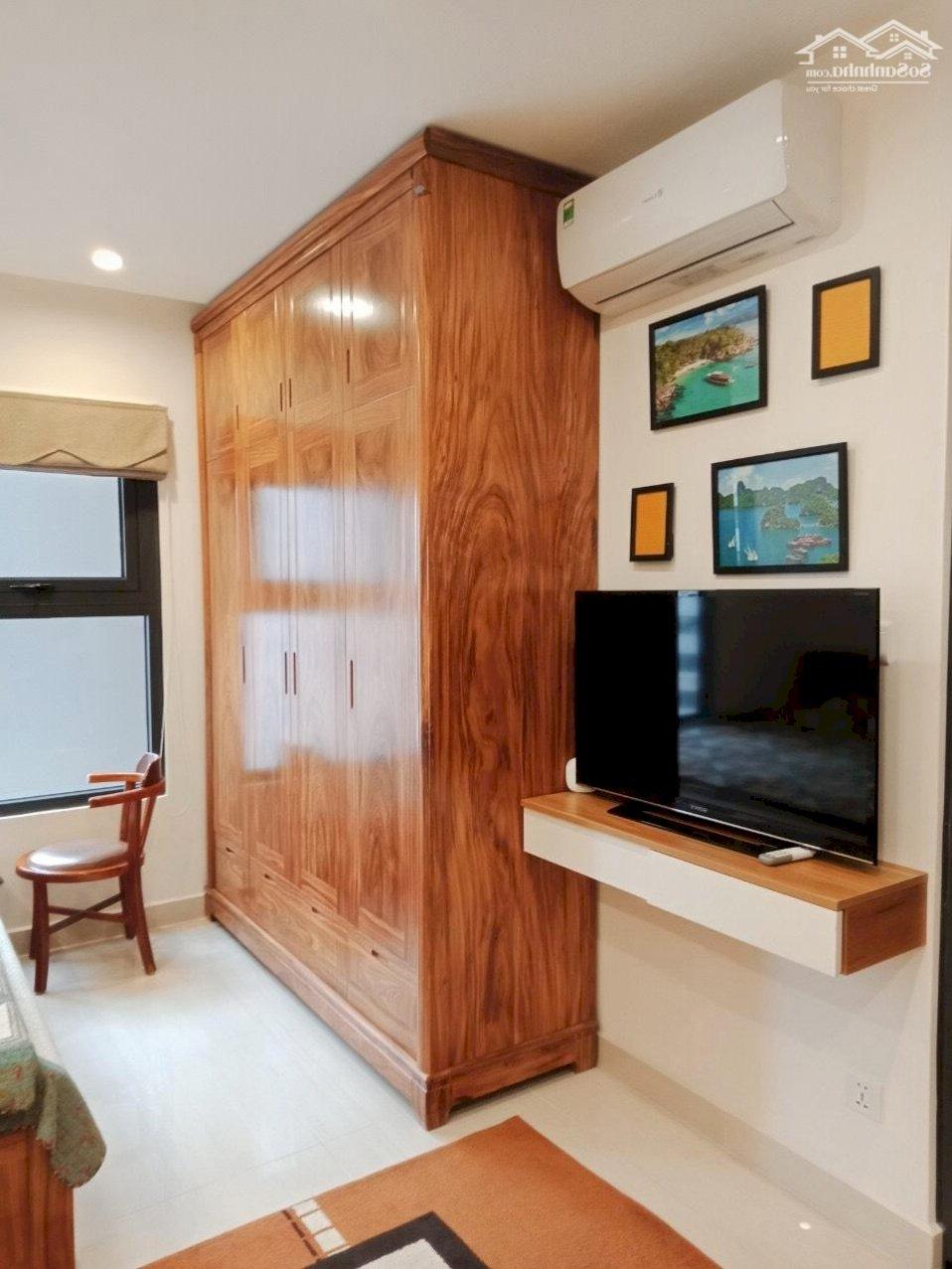 Cho thuê căn hộ 1pn, full đồ - vinhome smart city Đại Mỗ