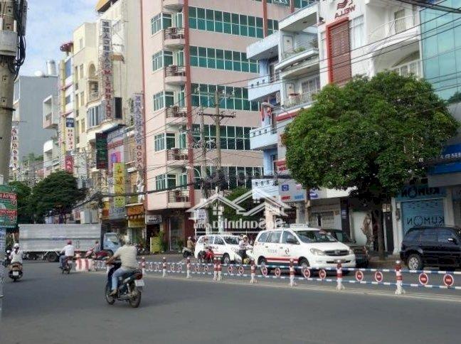 Nhà MT Lê Hồng Phong, Q.10, 4 tầng, 96m2, nở hậu