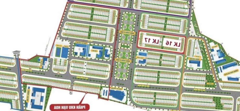 Khu đô thị Việt Hàn Phổ Yên