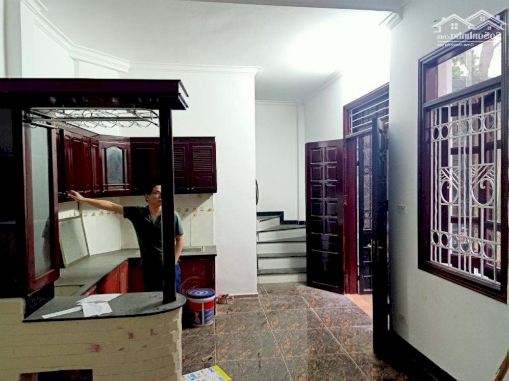 Nhà đẹp, giá rẻ 31m2x4 tầng Gần Sân Mỹ Đình Nam Từ Liêm