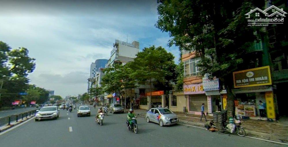 CỬA HÀNG CÀ PHÊ HOÀNH TRÁNG MT 13.4m, DT 51m2 Mặt phố Tây Sơn, Lô Góc