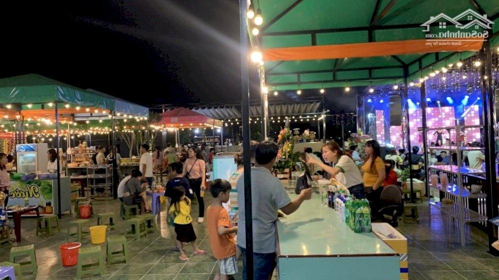 Khu Đô Thị Chợ Đêm Tân An