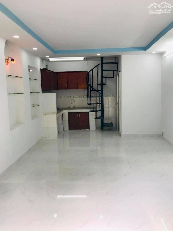 Bán nhà gấp HXH Thích Quảng Đức,1 trệt 1 lầu BTCT,25m2, ngang 4m chỉ 2ty250