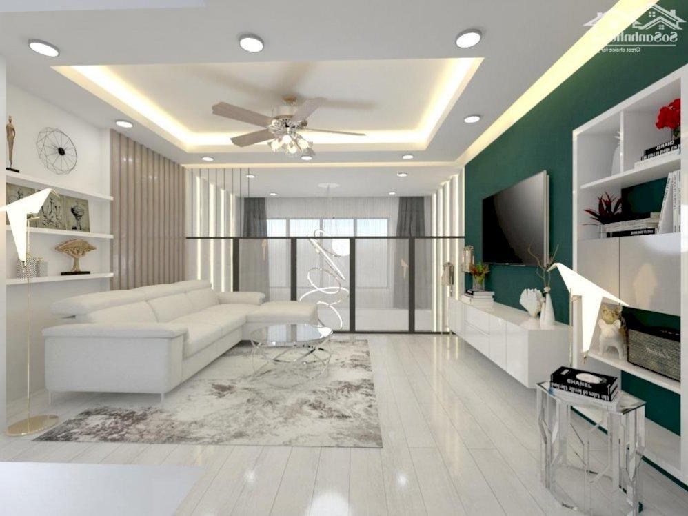 bán nhà hẻm rộng 5m đường Trần Bình Trọng, P4, Q5, giá 9.8 tỷ (4 x 12m)