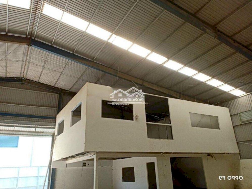 Cho thuê xưởng giá rẻ 1700m giá chỉ 50tr tại Q9