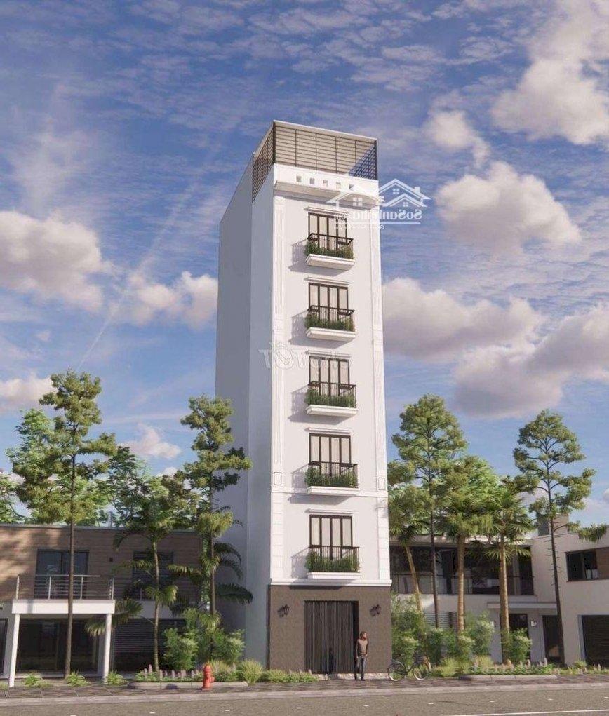Bán nhà Tô Hiến Thành 7 tầng cho thuê siêu VIP