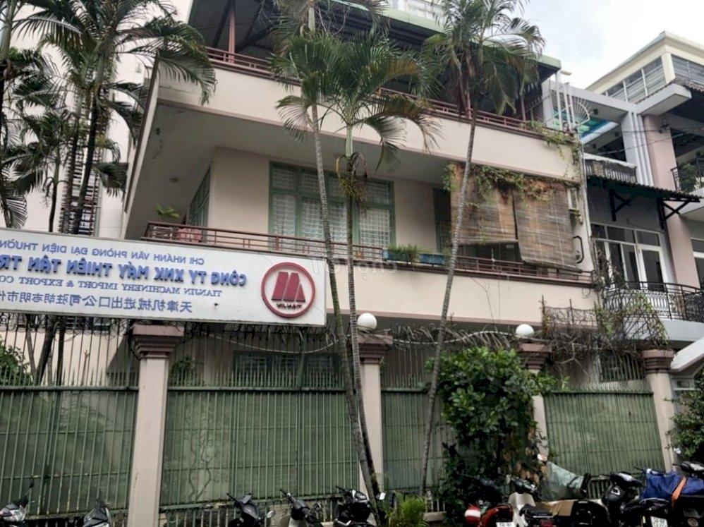 Bán Nhà Đường Lê Văn Sỹ Q3 8.6x17m 2Lầu 18.5 Tỷ