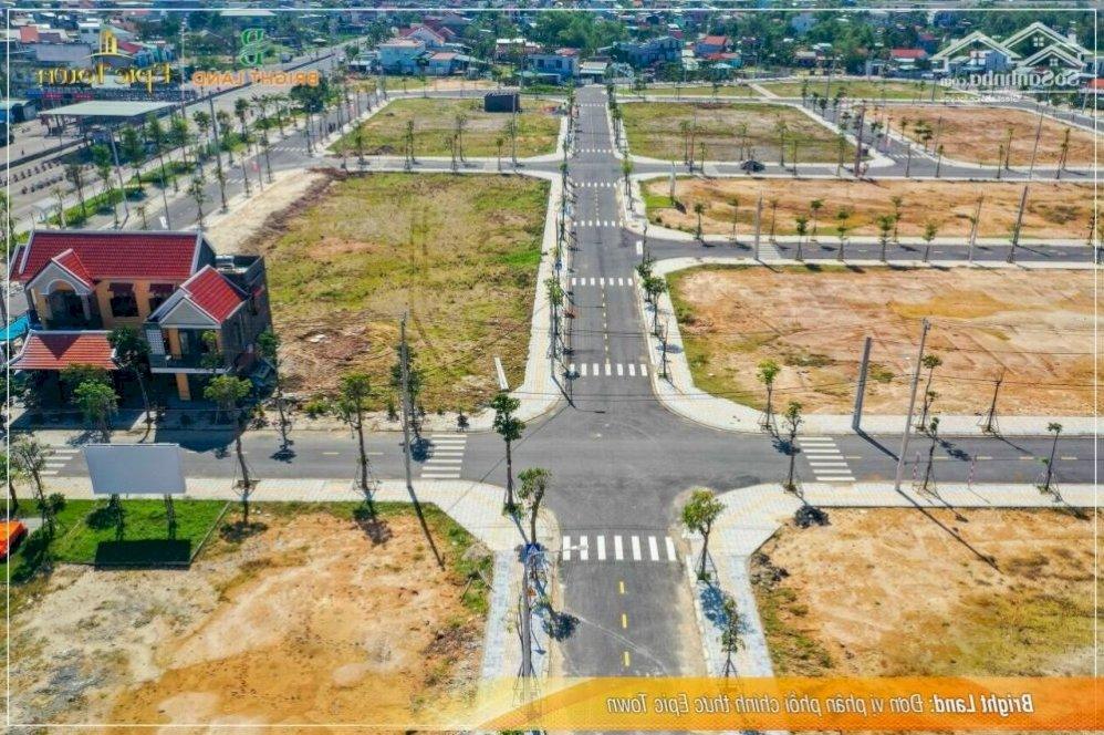 Epic Town - Khu Đô Thị Số 1 Điện Thắng
