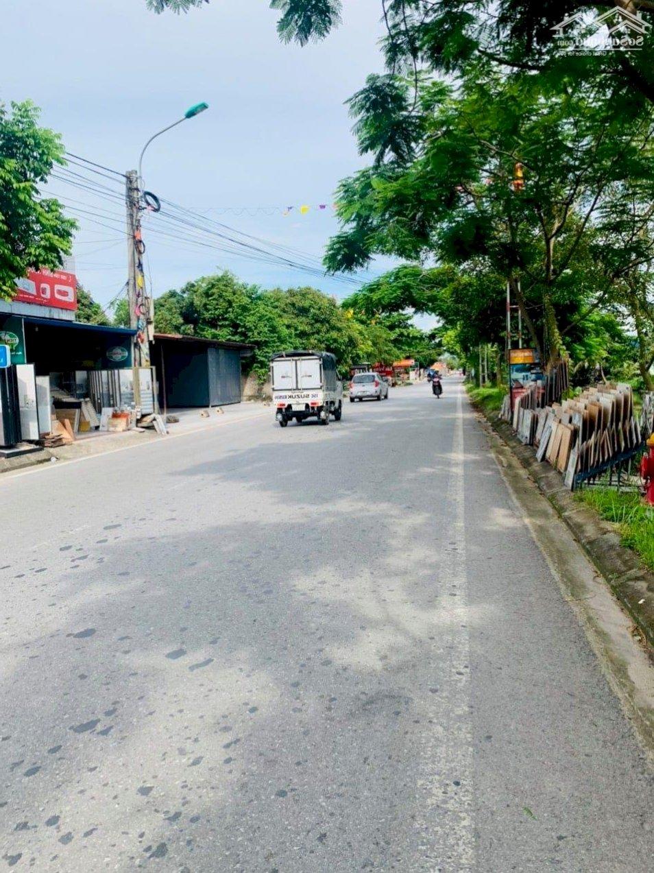 Đất 150m, ngang 5m mặt đường 208 chợ Tràng Duệ, An Dương, Hải Phòng 0984414366