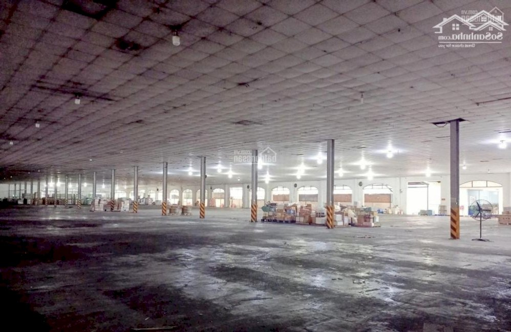 Bán kho, nhà xưởng 24000m2 khu công nghiệp Nhơn Trạch 6 Long Thọ Nhơn Trạch Đồng Nai