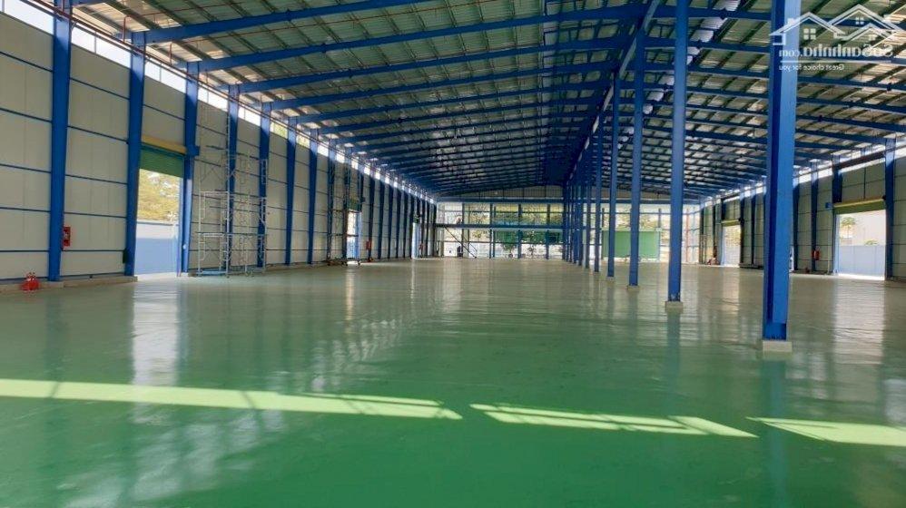 Bán kho, nhà xưởng 5000m2 khu công nghiệp Lộc An Bình Sơn Long Thành Đồng Nai
