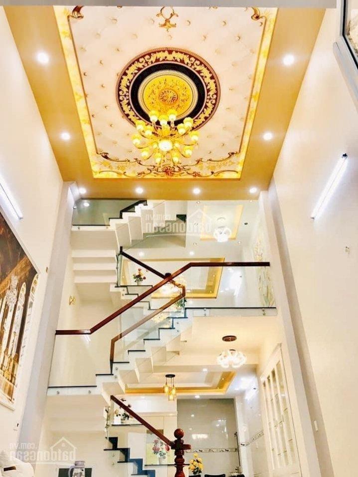 Lựa chọn vàng để đầu tư +Kinh doanh + ở 66 m2x5m x 4 lầu HXH, Gò Vấp, 5.75 tỷ.