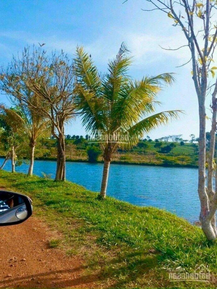 Bán lô đất sân vườn với hồ cá koi siêu đẹp siêu rẻ chỉ với 3,5tr/m2 cách QL20 3km