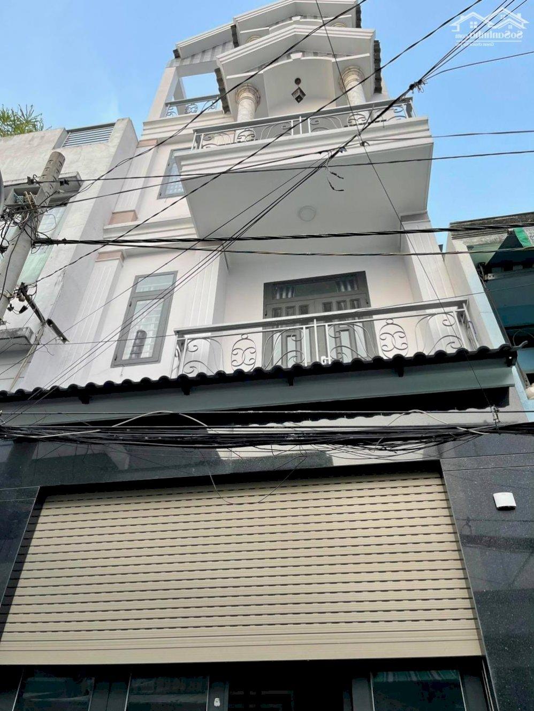 Bán nhà đẹp, giá rẻ chỉ 5tỷ, 5tầng, DT50m2, Tân Hòa Đông, Bình Tân.
