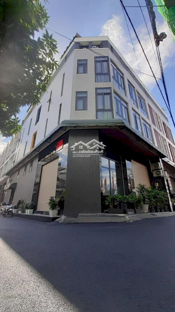 Bán nhà phố 2 mặt tiền đường 8m và 20m, TP Thủ Đức, sổ hồng riêng, thanh toán 30% nhận nhà