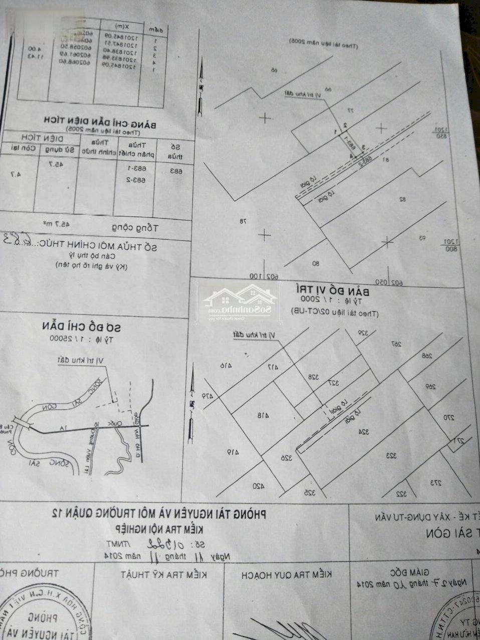 Nhà giá rẻ 132m2 1t2 lầu sổ hồng riêng đường thạnh lộc 13 cách cầu vượt ngã tư ga 1 km