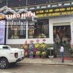 Bán Nhà Hàng Kinh Doanh Tốt Tại Trung Tâm Thị Xã Sa Pa