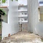 Sang Lô Đất Đường Trần Bình Trọng, Quận 5, Giá: 3 Tỷ 630Tr/90M2, Gần Trường Đh Sài Gòn, Đã Có Sổ