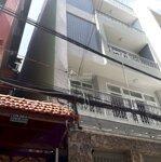 Bán Nhà Quận 5 Giá Rẻ Bất Ngờ, Mt Đường Tân Hưng( 4,8 X 15M, Nở Hậu 5,8M), Nhà 3 Lầu Dtcn : 85M2