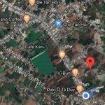 Cần Ra Gấp Lô Đất 13M Mặt Tiền Bê Tông, Trung Tâm Xã Tân Hội