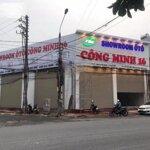 Chính Chủ Cho Thuê Nhà 2 Mặt Tiền Phố 20M, 13M X 30M (Sâu) Đặng Xuân Bảng Nam Định, Lh: 0379.789999