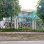 Bán Lô Đất Vị Trí Siêu Đẹp Nhìn Sang Trường Mần Non Thái Bảo - Nam Sơn