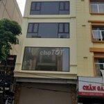 Nhà 6 Tầng Mới Xây Đường Ngô Gia Tự Tp Bắc Ninh