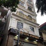 Bán Nhà 9 Tầng, Nhà Mới Full Nội Thất Dạng Căn Hộ Khách Sạn Phố Sơn Tây. Dt 110M2, Mt 6M, Giá 60 Tỷ