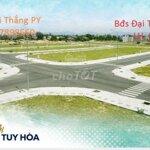 Đất Đấu Gía Khu Lk - Phú Thạnh - Tuy Hòa,Dt 100M2