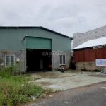 Nhà Kho 500M2 Bên Trong Cảng Hậu Cần Tắc Cậu