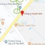 Đất Thành Phố Tây Ninh 180M² Cho Thuê Mặt Tiền