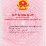 Chính Chủ Cần Bán Mảnh Đất Tại Xã Văn Phú