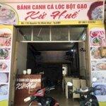 Bánh Canh Cá Lóc Bột Gạo – Đậm Đà Hương Vị Huế - Chỉ Từ 20K/Xuất. Lh:0911528283.