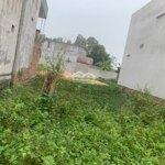Cần Bán Nhanh Lô Đất Giãn Dân Thuộc Kim Chân, Thành Phố Bắc Ninh Dt: 169M2 Mt: 9.7M Giá 7.5Tr/M2