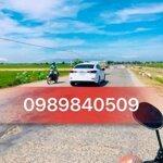 Đất Mặt Tiền 703 Ninh Phước ( Đường Mở Rộng 30M) Sổ Hồng Riêng