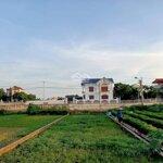 Bán Đất Biệt Thự Mặt Sông Trung Tâm Thành Phố Bắc Ninh Giá Chỉ 2 Tỷ/180M2