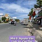 Nhà Rộng 3 Lầu Đường Nguyễn Văn Linh Tp. Cần Thơ