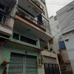 Bán Nhà Hxh Hồ Thị Kỷ P1Q10 Diện Tích 3,5Mx14,5M