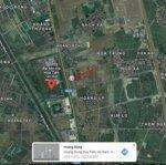 Bán Nhanh Lô Đẹp Tại Lock Đẹp Nhất Mặt Đường 27M Da Trung Đông - Hoàng Đông - Hà Hoa Tiên