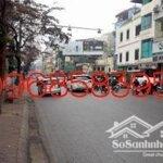 Bán Nhà Mặt Phố Nguyễn Thái Học Quận Ba Đình Mặt Tiền 7M Diện Tích 138M Giá Thỏa Thuận