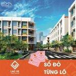 Bán Nhà Phố Kinh Doanh Tại Lạc Vệ, Tiên Du, Bắc Ninh 0977 432 923