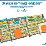 Bán Nền Đường Vành Đai Kdc Hoàng Phát - 110M2