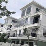 Shophouse Khu A Nguyễn Sinh Sắc 140M²
