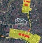 Đất Nền Đã Có Sổ Đỏ Huyện Yên Phong 100M²