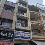 Bán Nhà 2 Mặt Tiền Đường Tân Thành - Thuận Kiều Quận 5, Cn 40M2, Gần Bệnh Viện Chợ Rẫy