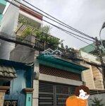 Nhà 4X20, Quang Trung Phường 10, Nhà Mới Đẹp.