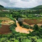 Đất Thổ Cư Mê Linh - Tl 725 100% Đất Ở, View Suối Cam Ly, 150M Mặt Tiền Đường