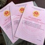 Chính Chủ Cần Bán 03 Lô Đất Diện Tích 111 - 118M2 Tại Phượng Trì, Tt Thứa - Lương Tài - Bắc Ninh